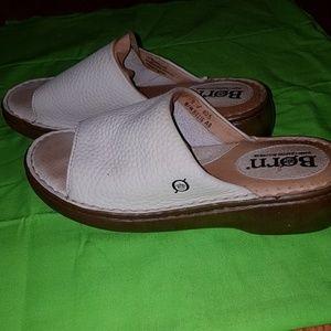 Shoes - Women's Born Leather Sandals